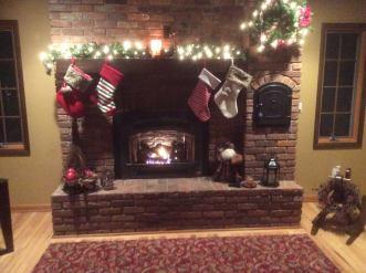 Christmasmantle